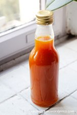 Orange-Maracuja Sirup