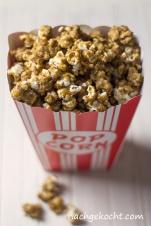 Zimt-Karamell Popcorn