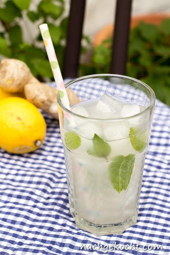 Ingwer Limo / Ginger Beer