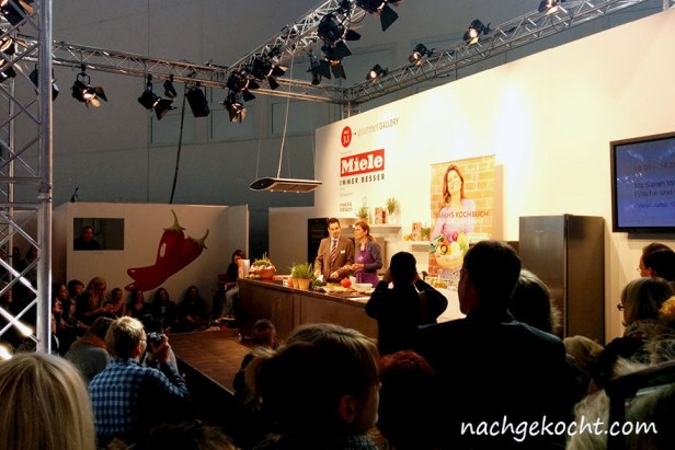 Sarah Wiener Buchmesse 2014