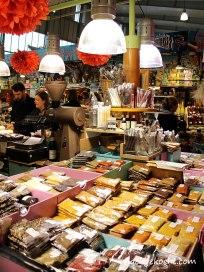 Kleinmarkt Halle Gewürzstand