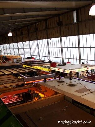 Kleinmarkt Halle von oben