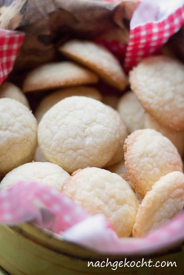 Buttrige Bergamotten Kekse