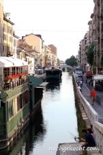 Kanal Mailand