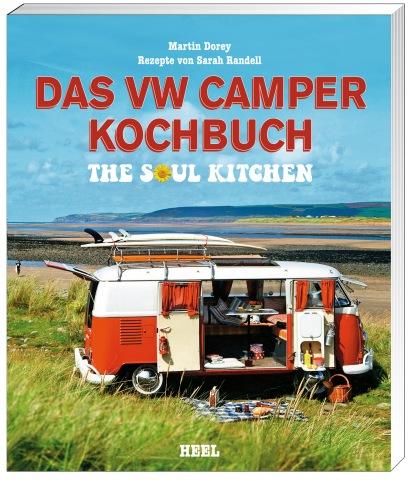 VW Camper Kochbuch Cover